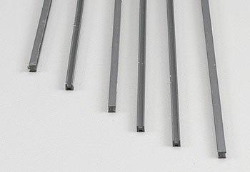 "Plastruct H Column ABS 3/32"" (6) PLS90062 by Plastruct"