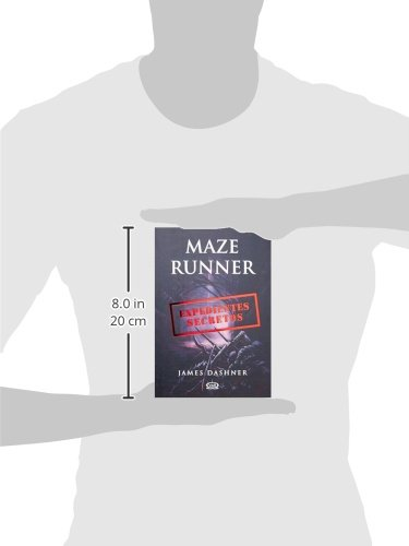 Maze runner expedientes secretos spanish edition james dashner maze runner expedientes secretos spanish edition james dashner vr 9789876127424 amazon books fandeluxe Choice Image