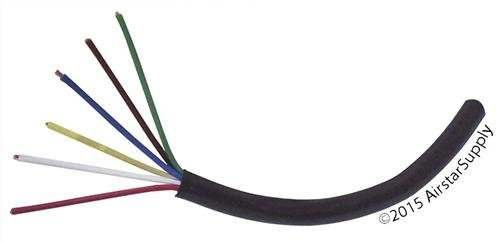 Replacement for Coleman Cable 18/6 Thermostat Wire - 18 Gauge 6 ...