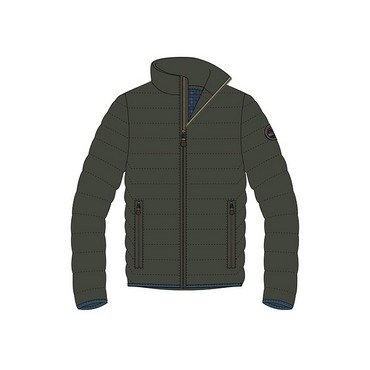 Timberland Mens Milford Quilted Jack Tim Jacket