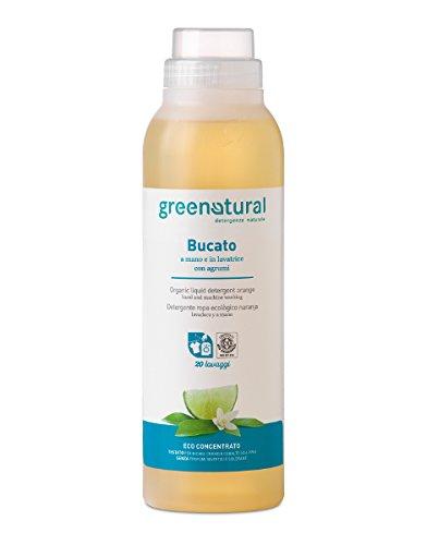 Greenatural - Detergente ropa lavadora/mano cítricos - 5202-1Litro ...