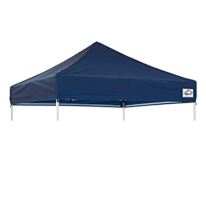 Impact Canopy 8x8 Replacement Top Cover ONLY 500 Denier Navy Blue