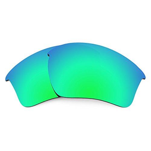Ricambio Disponibili polarizzate 2 Half Opzioni Jacket Più Per Smeraldo 0 MirrorshieldNon Oakley Lenti Verde Di Xl kilwXTOPZu