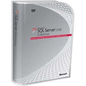 SQL Svr Enterprise Edtn 2008 R2 32-bit/x64 IA64 English DVD 25 Clt