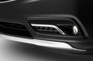 Genuine Acura (08P46-TZ5-200A) Front Bumper Trim