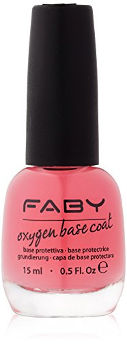 FABY Oxygen Base Coat, 15 ml