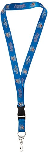 NBA Oklahoma City Thunder Lanyard (Car Thunder Classic)