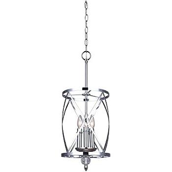 Amazon canarm ich172b03ch10 vanessa 3 light chandelier chrome canarm ich172b03ch10 vanessa 3 light chandelier chrome aloadofball Images