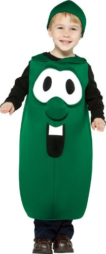 Veggie Tales Halloween Costumes (Larry the Cucumber from Veggie)