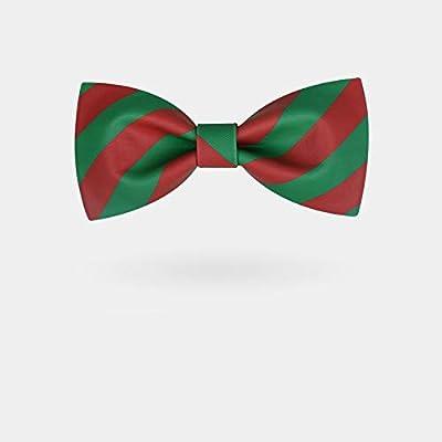 OYWNF Cinta de Navidad Festiva Imprimir Corbata Moda Vestido de ...