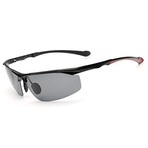 de de Gafas Espejo de KOMNY Viaje D Hombres de Sol Sol de Sol Aluminio Gafas los de de Lentes de polarizadas Magnesio A dqd4aXw