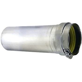 Z Flex Z Vent 3 Quot X 5 Stainless Steel Vent Pipe