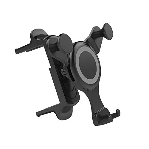 Car Phone Mount,Applicable Mercedes-Benz Mobile Phone Holder e c-Class gla200glc260c260e300a200l,Audi A3 Q2,Ford Mustang,Volkswagen Tiguan Mobile Phone Bracket(Black)