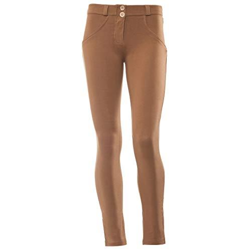 Regular skinny 7 Jeans Femme Brun 8 Waist Freddy Jean 1aYqA