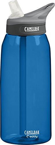 Water Bottle 32 Oz Loop - CamelBak 53853 Eddy Water Bottle, 1 L, Oxford