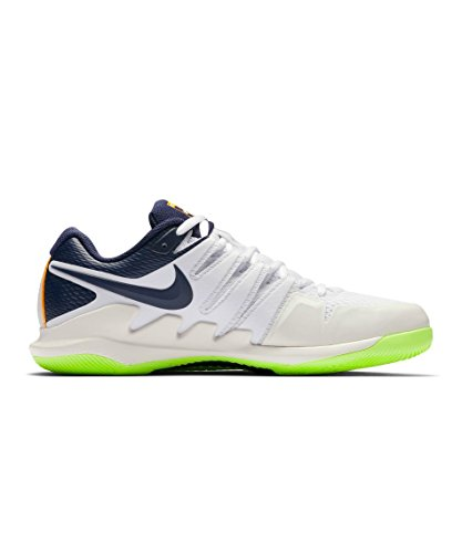 blackened Vapor Shoes white Phantom Peel Tennis Orange Zoom Blue Men's X NIKE xfzOwqACC