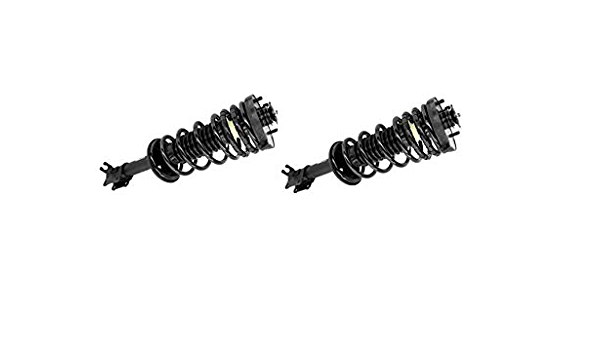 2007 For Pontiac Torrent Base Front Complete Struts Assembly x 2 Stirling Note: FWD, EXCLUDES 19 WHEELS AND SPORT SUSPENSION - FULLY ASSEMBLED READY TO INSTALL