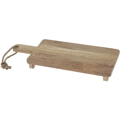 (Thirstystone N314 Footed Serving Board, One Size, Weathered Wood)