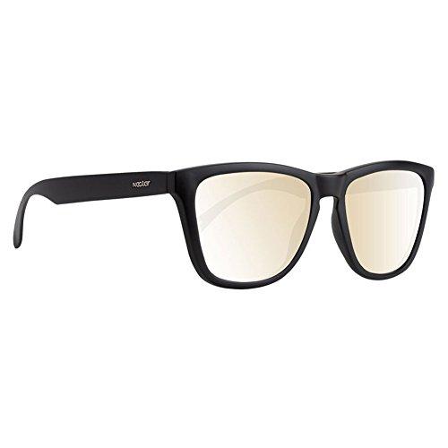 Nectar Unisex Cobalt Sunglasses Matte - Nectar Number
