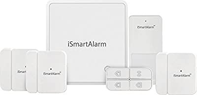 iSmartAlarm Premier Home Security Package