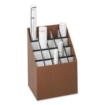 Safco Upright Roll - SAF3081 - Safco Upright Roll Storage File