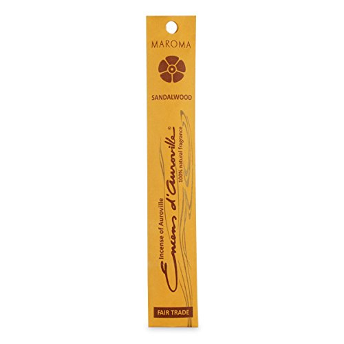 Maroma Sticks - EDA Sandalwood Incense sticks by Maroma