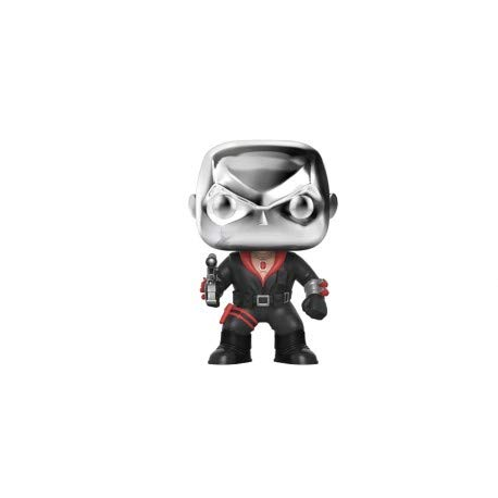 Funko POP! Animation: G.I.JOE - Destro | 2017 NYCC Fall Convention Exclusive # 268