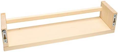 Ikea Bekvam, 4 estantes para especias de madera - cuarto del bebé - soporte de libros - niños - cocina - accesorios de baño, estante de almacenamiento ...