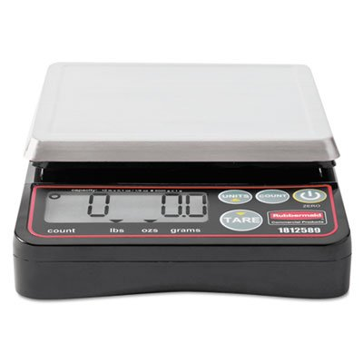 Pelouze Compact Digital Portion Control Scale, 10 lb Cap, Sold as 1 Each by Pelouze