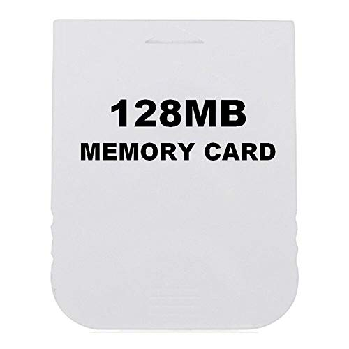 Practical Memory Card for Wii Gamecube Game 4MB~512MB 8192 Blocks Memorial Stick by Bpro