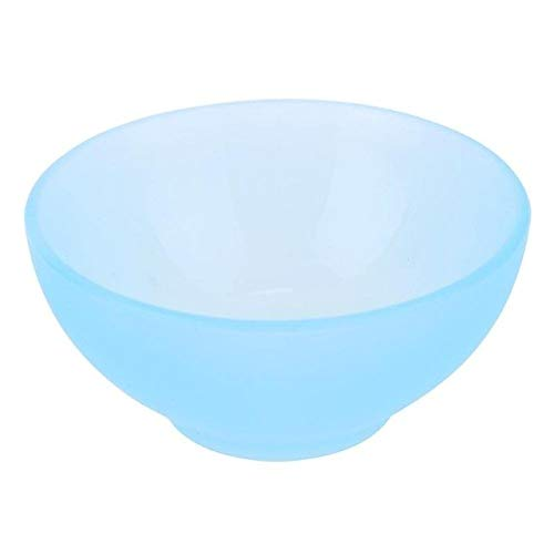 Star-Five-Store - Mini Jelly Green/Pink/Blue Silicone Bowl For Salt Sauce Sugar Butter Cream Dressing Mayonnaise Salad Dinnerware Set Kitchen Tool -
