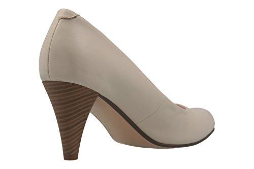 Fitters Footwear - Zapatillas de Material Sintético para mujer Beige beige, color Beige, talla EUR 43