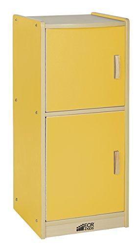Yellow Refrigerator - 5