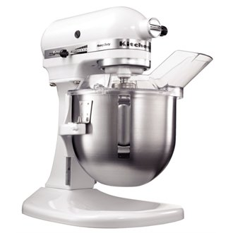 Kitchenaid K5 Commercial Food Mixer 4.8 litre. - Supplied with flat beater,...