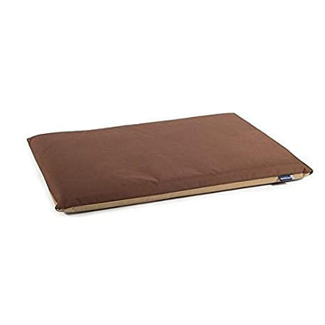 ANCOL Impermeable Soporte de Pad Cama para Perro, 122 x 76 cm, Azul/Gris: Amazon.es: Productos para mascotas