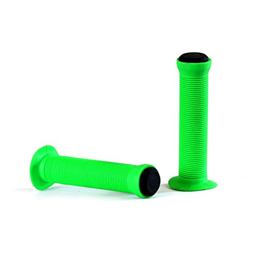 (Fatboy Mini BMX Grips (Set of 2; Green))