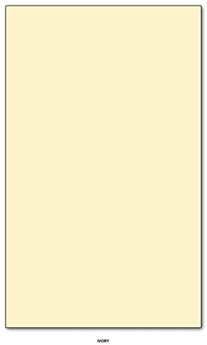 UPC 793283068934, Ivory - Colored Card / Cover Stock 67lb. Size 8.5 X 14 Legal / Menu Size 50 Per Pack