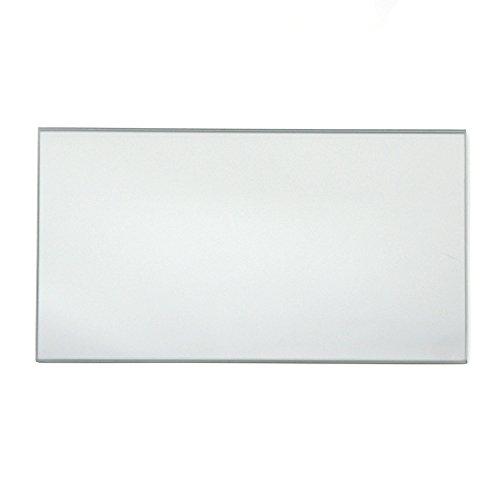 Mirror Base Glass (Homeford Rectangular Mirror Glass Base Centerpiece (11-3/4-Inch))
