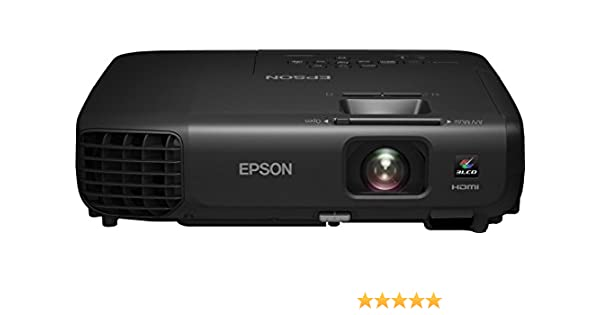 Epson EB-S03 - Proyector (800 x 600), Negro (Importado): Amazon.es ...