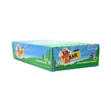 Kid ZBars Iced Oatmeal Cookie 18 (1.27 oz.) bars per box