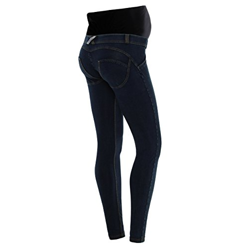 Collection – Denim Maternity Gialle Wr Skinny up® Freddy Vita Scuro Capsule Alta cuciture In Jeans xaRzqYgYw0