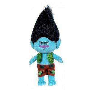 Trolls   Plush Toy Branch 13u0026quot;/34cm, Dark Hair   Quality Super Soft