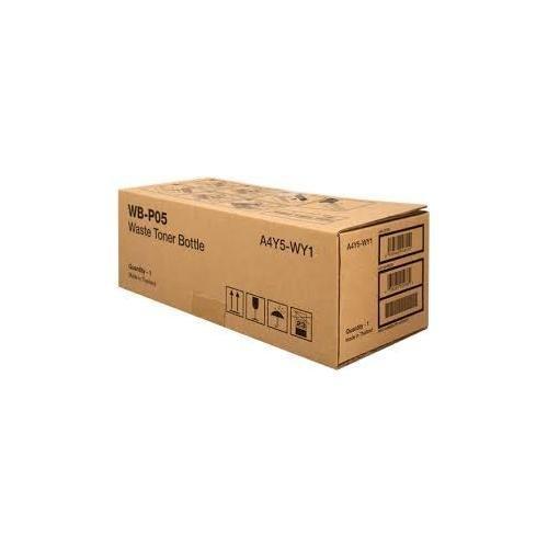 Konica Minolta KMBS BH C3350/3850 Waste Toner 36K Yield-WB-P05 - Minolta Toner Bottle Konica