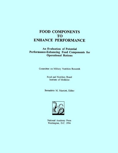 Food Components to Enhance Performance: An Evaluation of Potential Performance-Enhancing Food Components for Operational