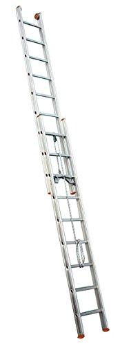 Industrie-Seilzugleiter 2-teilig 2x14 Spr. FACAL Serie 600