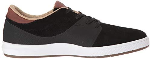 Black brown Chaussures Mahalo hart Sg Homme De Globe Skateboard xqAvYBnw