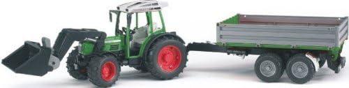 Tractor with trailer Bruder 1999 Fendt