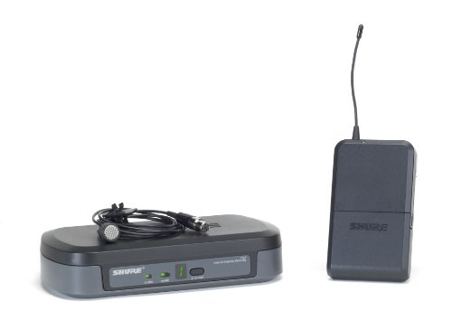 Shure PG14/PG185 Wireless Lavalier System, H7