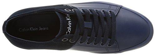 Calvin Klein Jeans Byron - Zapatillas para hombre Azul (mnn)