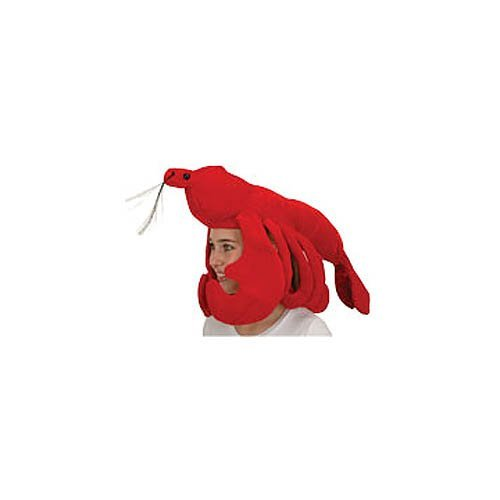 LOBSTER HAT (Party City Dr Seuss Hat)